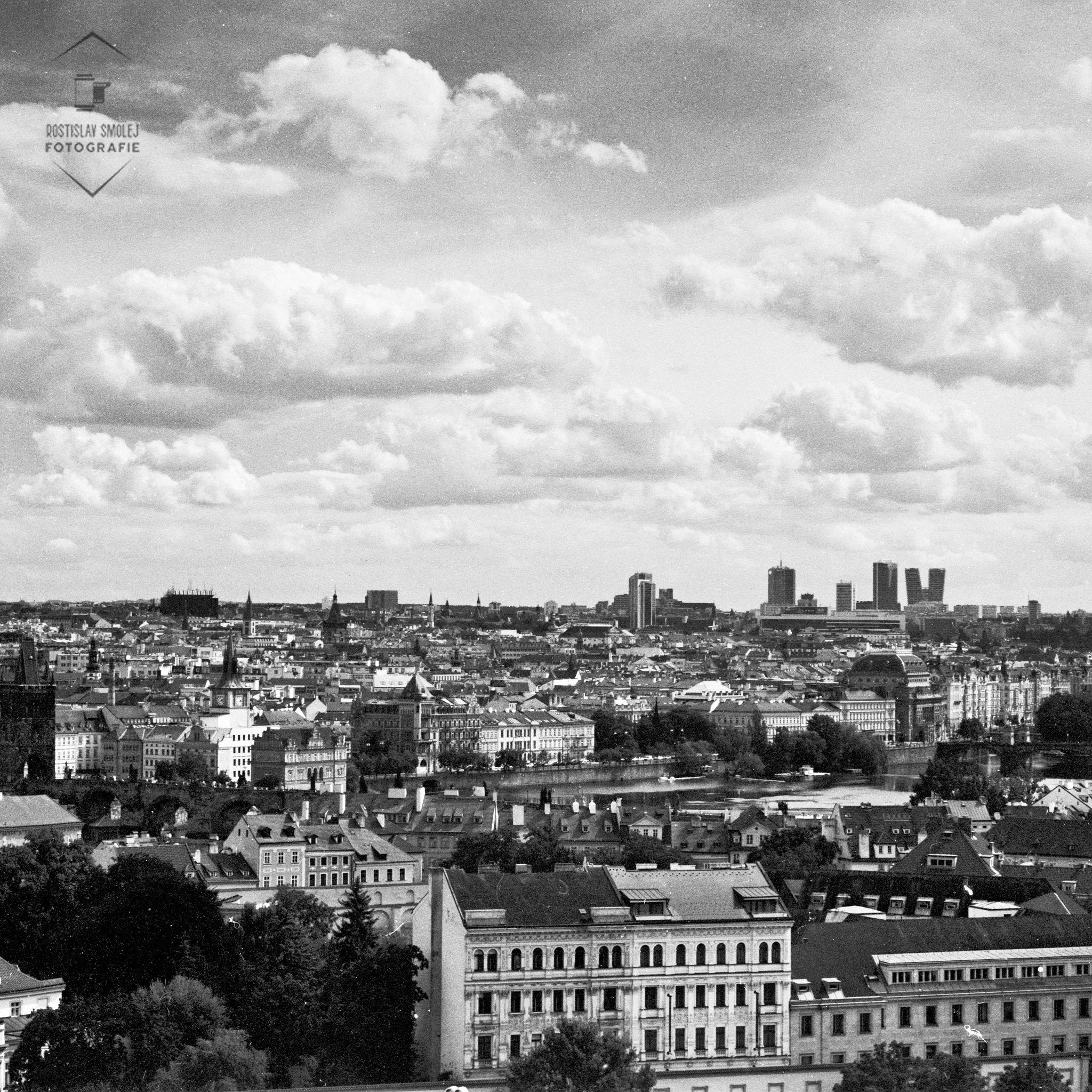 Na návštěvě Pražského hradu.