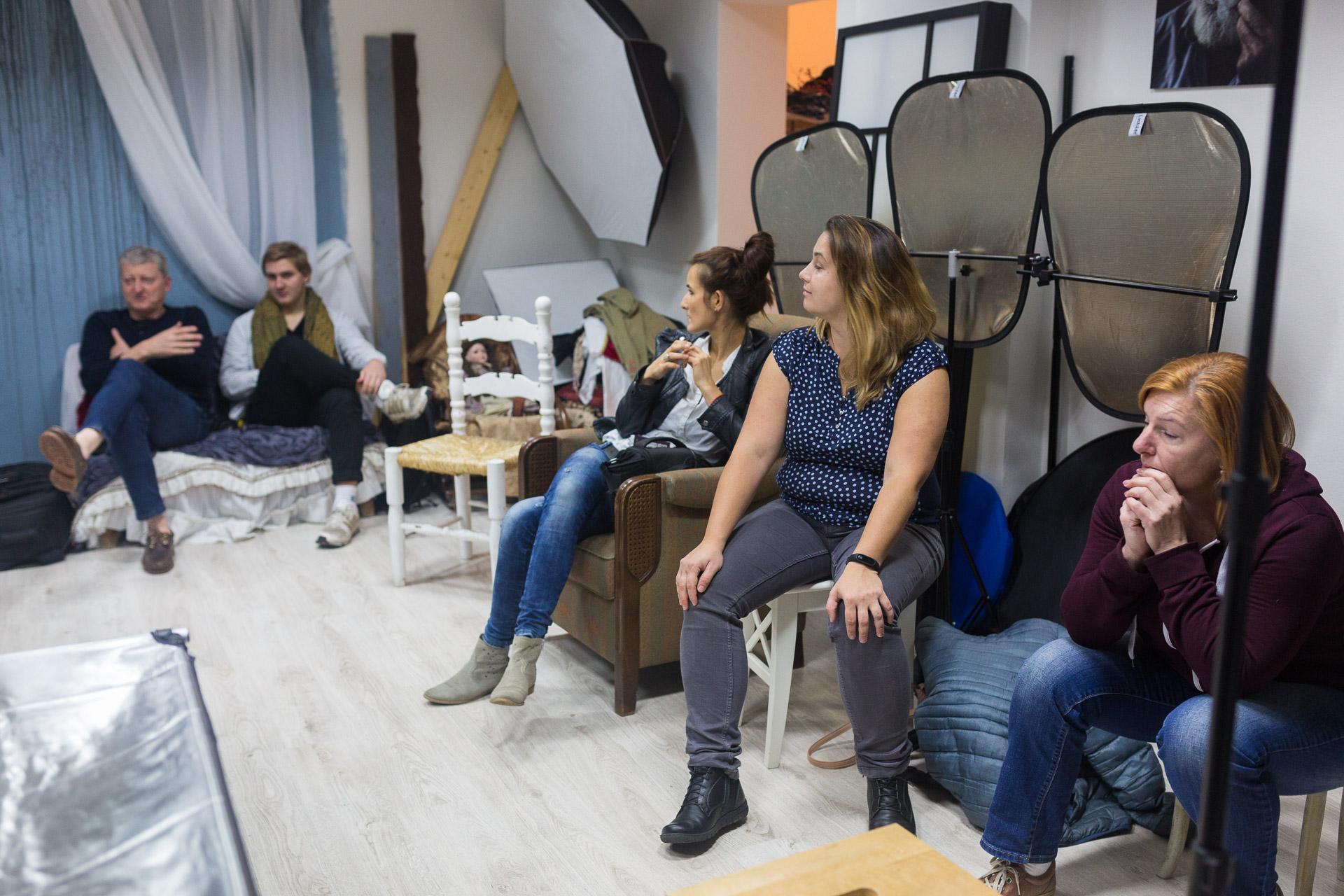 Listopadový workshop v Novom Meste nad Váhom
